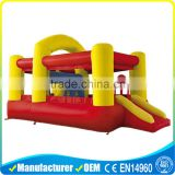 happy hop inflatble mini Bouncy jumping castles for backyards