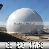 China Double Membrane Biogas Storage System for BIogas plant