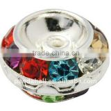 Loose Rhinestone Beads, Copper(RB-H040-1)