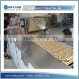 best quality core filling biscuit plant for sale
