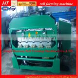 Hydraulic color steel tile crimping machine