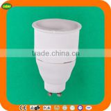 2014 ningbo new product ISO UL CE LVD EMC RoHS SASO approved fluorescent color energy saving lamp bedroom wall lamp