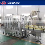 Zhangjiagang automatic rotary edible coconut oil sesame oil olive oil peanut cooking oil filling machine