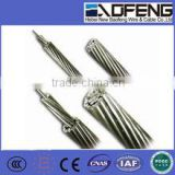 IEC standard Aluminum Stranded Wire and Price ACSR conductor Aluminum Conductor Steel-reinforced