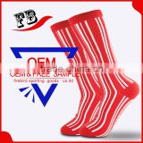 trendy men socks men's knee high socks dress socks