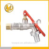 Garden bibcock Washing machine tap basin tap wall mounted brass ball bibcock hose cock water faucet ISO CE approved