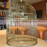 pet product metal wholesale decorative bird cages wedding