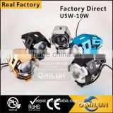 U5 Laser Strobe LED Projector motorcycle led driving light                                                                         Quality Choice