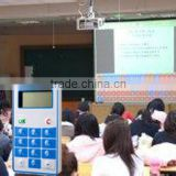 Elections and Voting system built in Interactive Whiteboard
