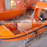 F.R.P Marine open type Fast Rescue Boat/Lifeboat