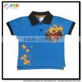 BKD Summer cotton baby polo t-shirts