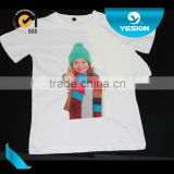 China factory supply cheap price of laser light transfer paper/ heat press transfer paper for 100% cotton material