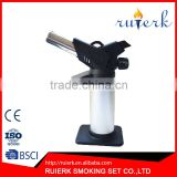 EK-040 Creme Brulee Culinary Butane Torch Professional Kitchen Use The Perfect Blow Torch Brazing and Cooking