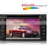 HDcar dvd player for VW PASSAT B5/ Golf 4/ POLO / BORA with CANBUS