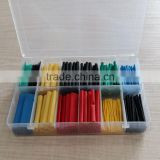Colorful Heat Shrink Tube Assortment Wire Wrap Electrical Insulation Kits
