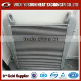 Hot Selling Aluminum Brazed Heavy Duty Truck Oil Cooler