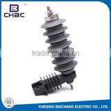 CHBC ESE Metal Oxide Silicone Rubber 21KV5KA 1 Class Lightning Arrester Counter