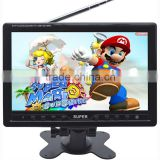 Touch screen 7 Inch Stand Alone TFT LCD USB Car TV Monitor