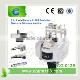 CG-012B Beauty is so easy!!! body roll shaper machine for slimming