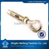 Nylon fixing anchors/ plastic wall plug chemical anchor sleeve anchor