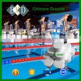 New Generation Water Treatment Chemical Chlorine Dioxide Tablet Better than Chlorine Tablets in Swimming Pool