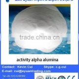 hot sale activated aluminium oxide low sodium microcrystal
