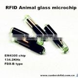 RFID Pets microchip for dogs & cats ID management