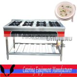 Industrial Gas Cooker Range For Kitchen