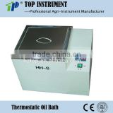 Digital stainless steel Thermostatic Oil Bath