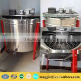 24 frames honey extractor /bee honey processing plant/ electric honey extractor