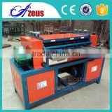 refrigerator scrap radiator recycling machine small capacity radiator copper aluminum separator