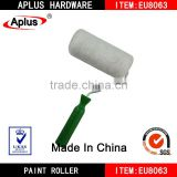 "6"" synthetic fiber painting hot roller brush design"