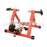 17b Adjustable Indoor Exercise Bike Stand, Bicycle Trainer Stand - Red