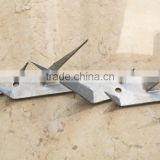 wall spikes new product,decorative wall spike /barbed wire/security wall spikes razor barbed wire