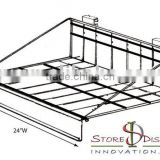 SDG087 Grid Wall Shelf