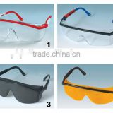 anti UV adjustable dustproof safety goggle/glass for industrial