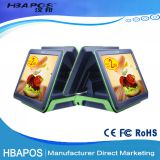 HBA-Q2T All in one Touch Screen POS ticket Machine Price for Restaurant POS system