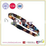 heat transfer printing lanyard with your brand logo from yitai