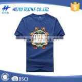 Custom Print t shirt Sample with Logo,Wholesale Design oem t shirt Manufacturers