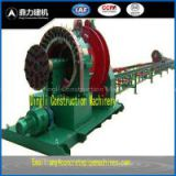 Centrifugal Spun concrete pipe casting machine for electric poles production line