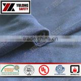 High Quality Acrylic Cotton Flame Retardant Knitted Fabric For Safty Workwear