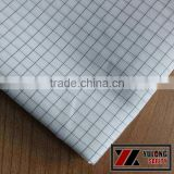 Polyester Twill EN1149-3 ESD Fabric For Mine Workers