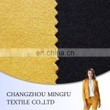bright color wool suit fabric,low price wool/poly blend woolen melange fabric for fashion suit