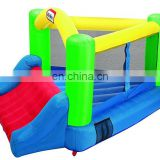 Mini oxford cloth house of bounce baby inflatable trampoline