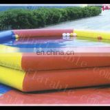 Durable large inflatable portable swimming pools for kids