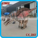 high quality dinosaur mascot costume for adults
