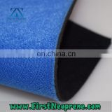 Factory Outlet Blue Style 2mm Thickness Wetsuit Neoprene Material