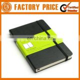 Custom A5 PU Paper Notebook