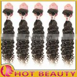 Hot Beauty Best One Donor Brazilian virgin human hair Long-term Curls