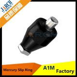 Mercury A1M Oxidized Aluminum Alloy Anti Jamming 3600RPM High Speed Slip Ring Rotary Joint